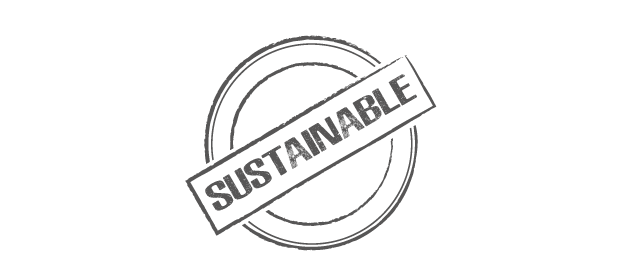 sustainable stamp