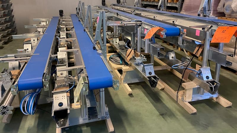 Green Automation Marttila assembly
